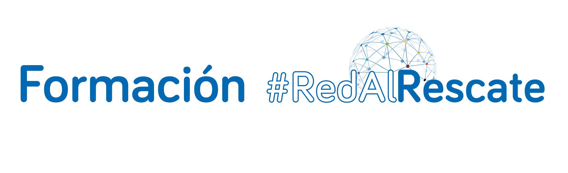 Formación en línea para el voluntariado de la #RedAlRescate 2021